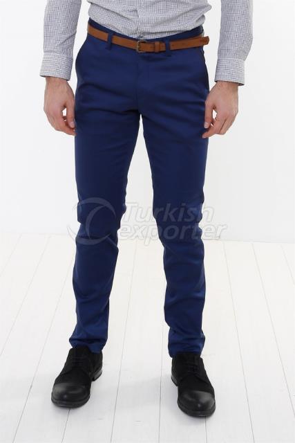 WSS Wessi Oxford Cotton Pants