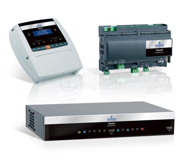 Sistema de monitoreo remoto de cámara fría