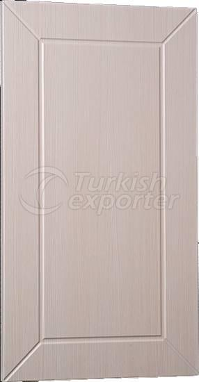 Mat PVC Cupboard Door 214