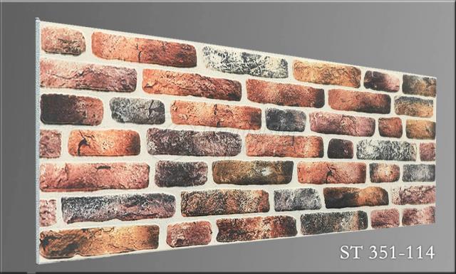 Wall Panel Strotex Brick 351-114