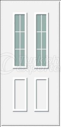 Portes de panneau