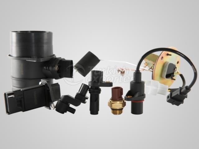 Sensor Swich and Fuel Tank Gauge MAHER