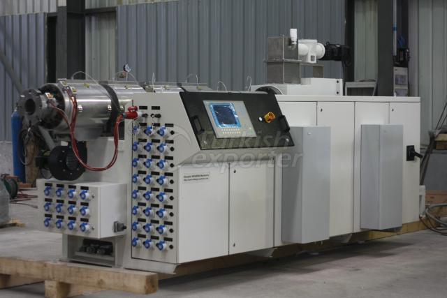 WPC- PVC Extrusion Machine