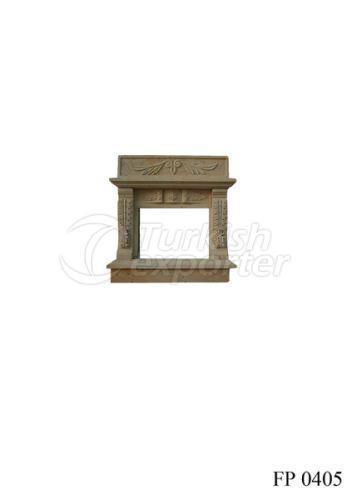 Fireplace FP 0405