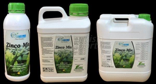 Greentech Zinco Mix-Fertilizer Solution with Zinc Content