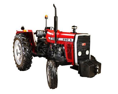 290 S 2 WD Traktör