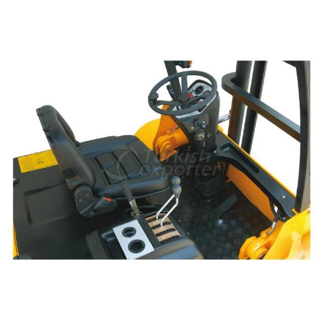 Kaldırma kamyonu CF60 - 70 - 80 PS 4