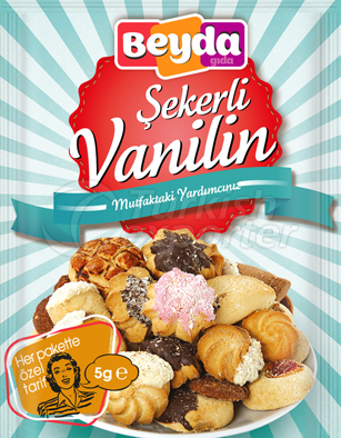 Şekerli Vanilin