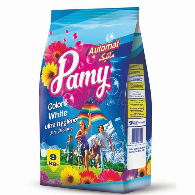 Pamy Automat Powder Detergent 9 kg