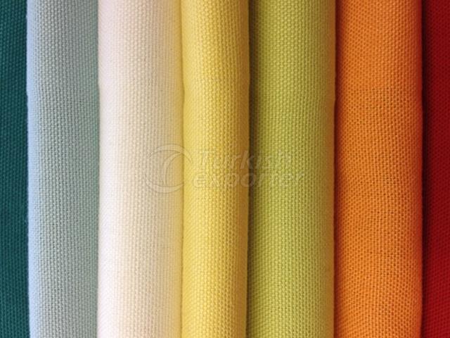 Plain Color Panama Fabric