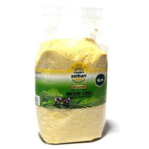 Organic Corn Flour 1000 Gr