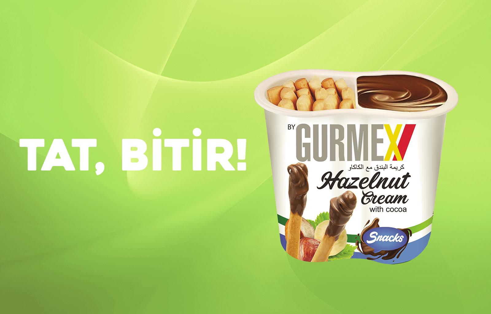 Hazelnut Cream Gurmex