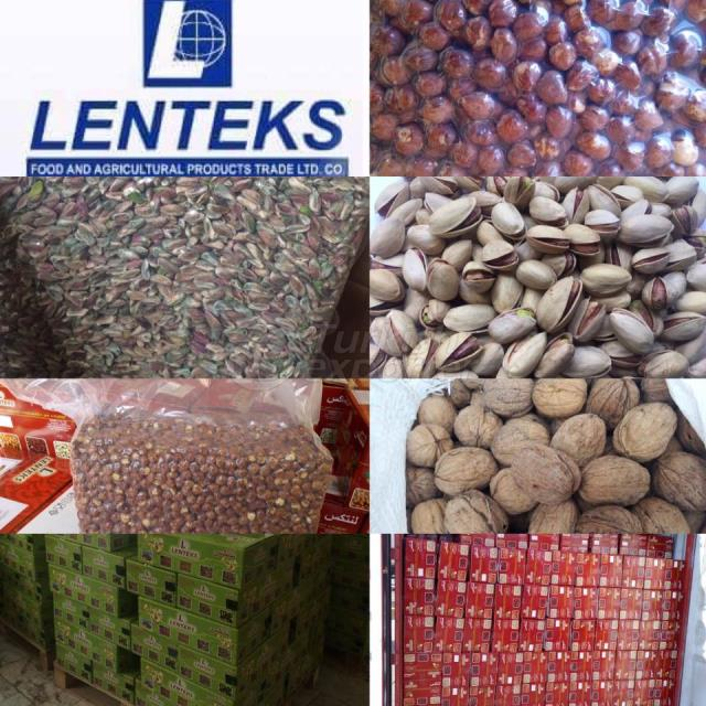 Turkish Hazelnuts  Pistachio