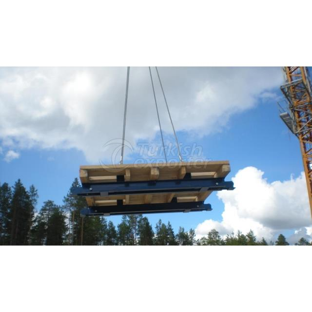 SPL 120-140-160 shaft platform