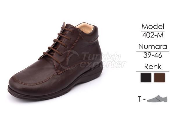 Diabetic-Orthopedic Boots 402M