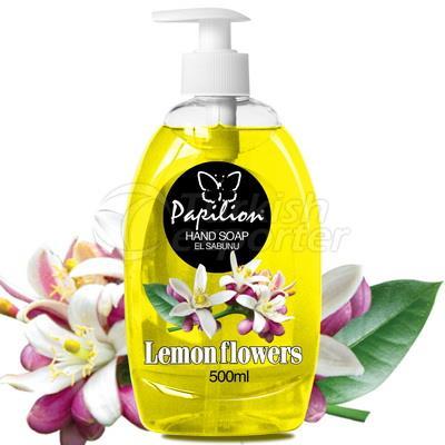 LIQUID SOAP- LEMON FLOWERS - 500 ml