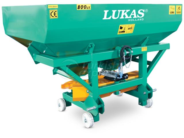 Spreaders de Fertilizantes FS-800 LT