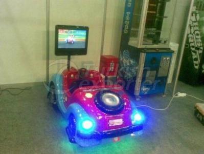 Simulator Gaming Machines