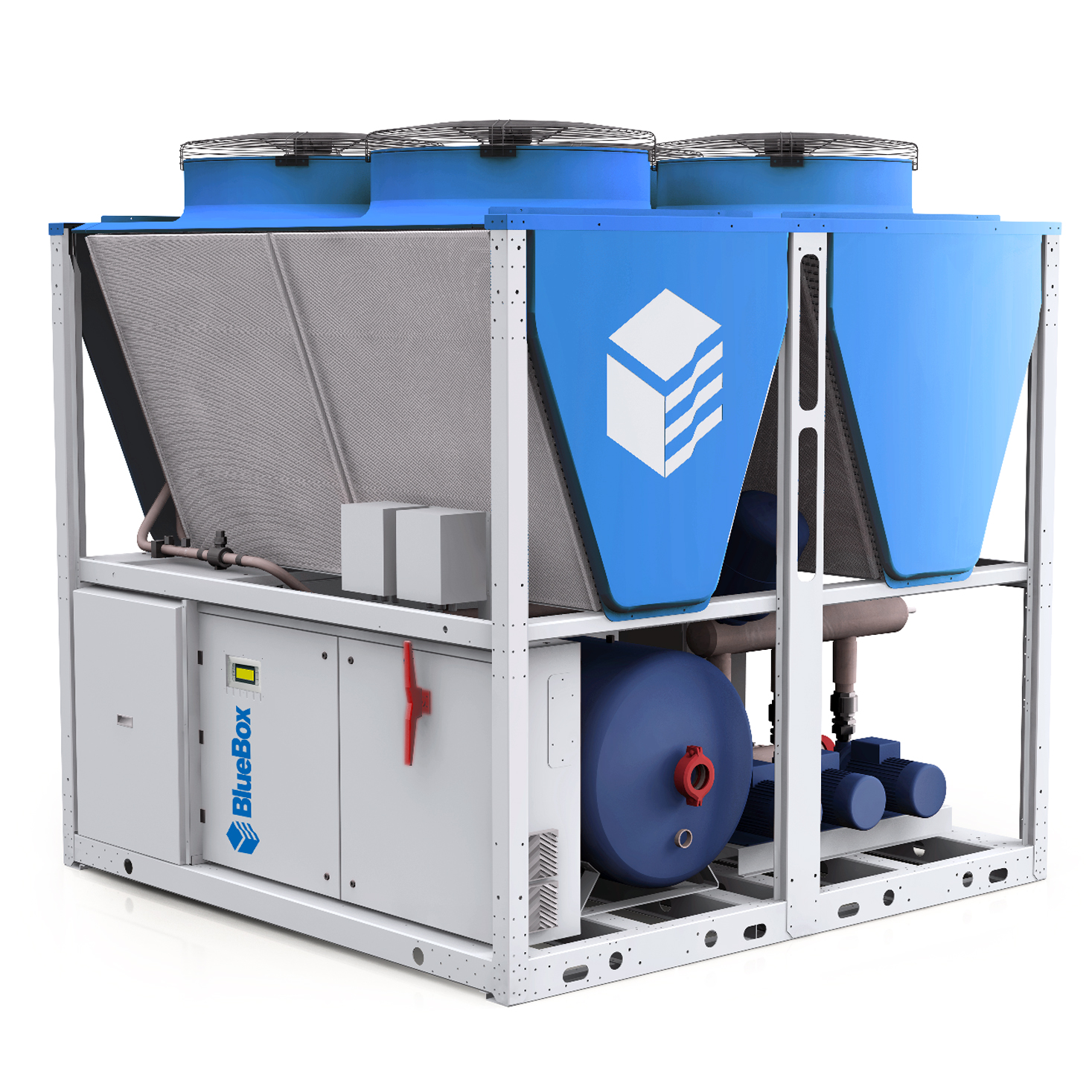 CHILLERS AND HEAT PUMPS