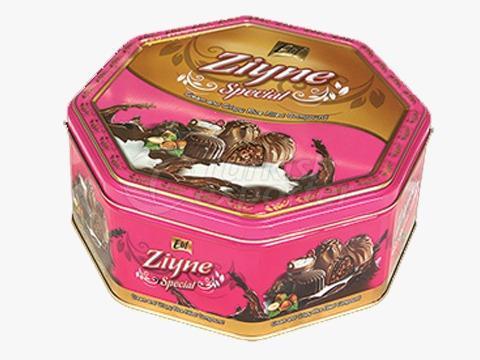 Elif Ziyne Ocatgon Tin Box