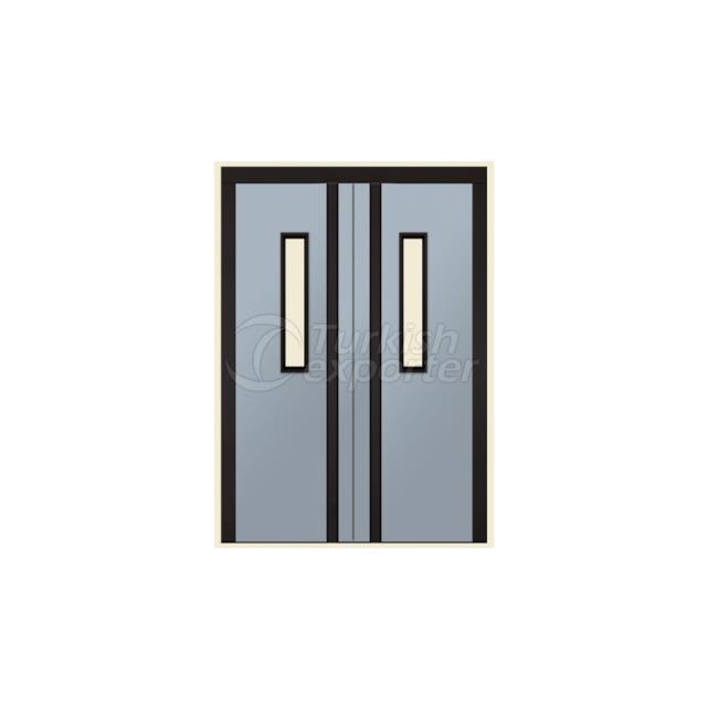 مصعد باب ck-115