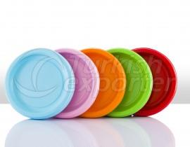 Party Plastic Clourfull Plates