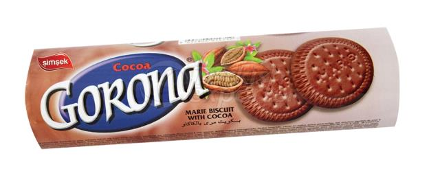Gorona Marie Biscuit with Cocoa