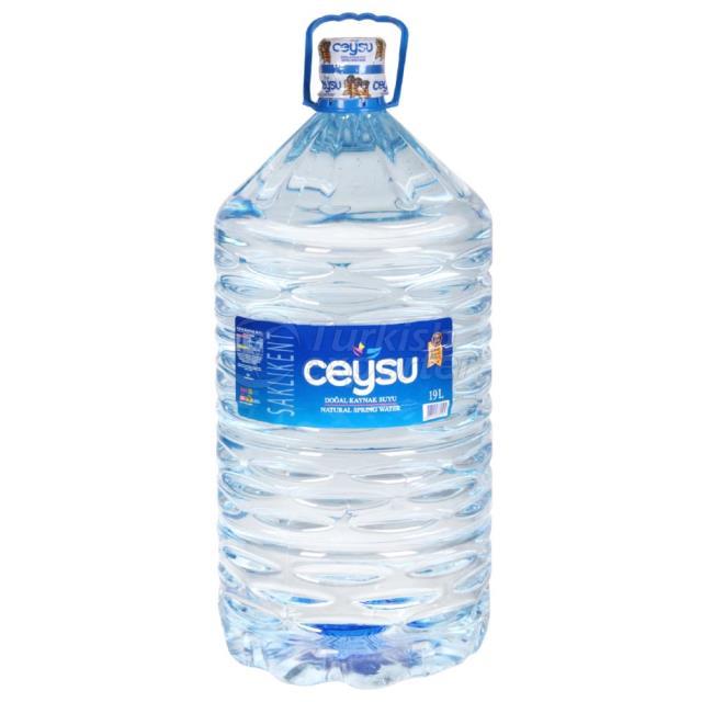 Doğal Kaynak Suyu 19lt
