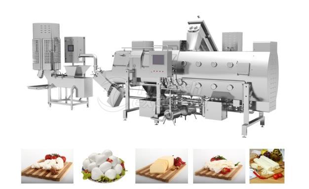 Hard Semi Hard Cheese Units