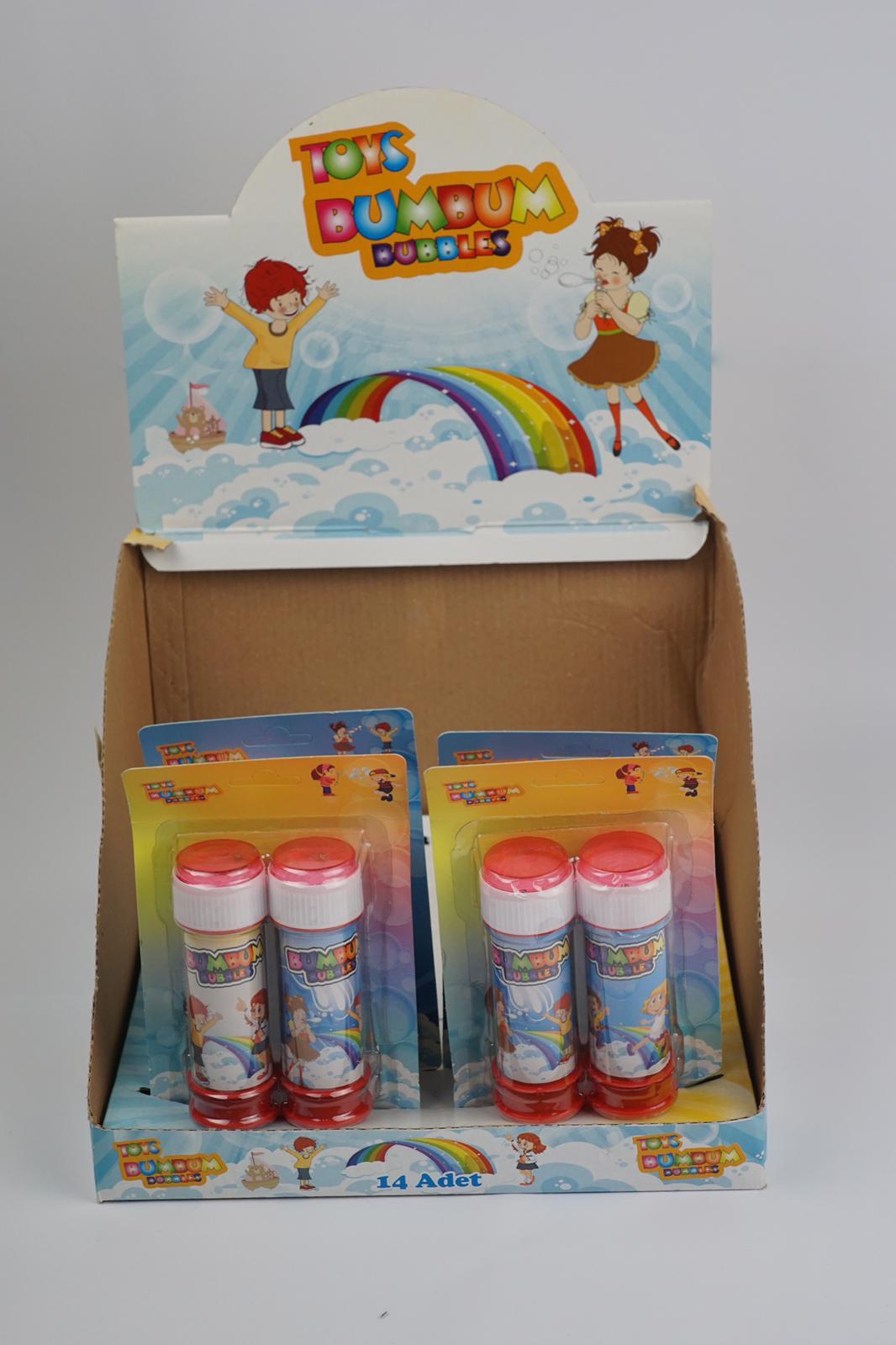 bubbles toys double