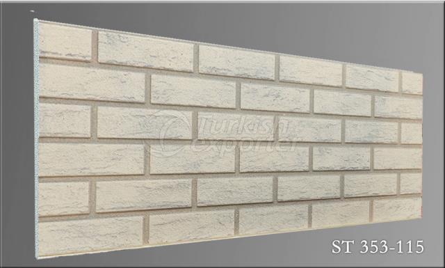 Wall Panel Strotex Brick 353-115