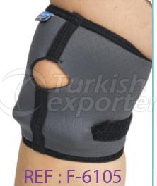 F-6105 Knee Support For Patellar Te