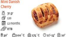 Mini Danish Cherry