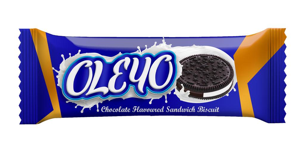 Chocolate Flavoured Sandwich Biscuit