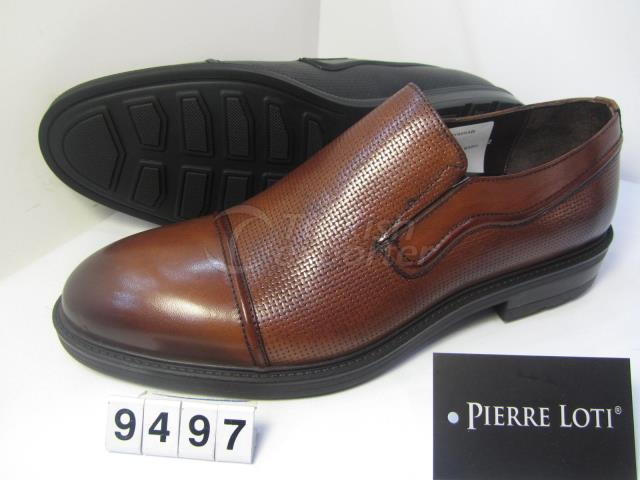 9497 Leather Shoes