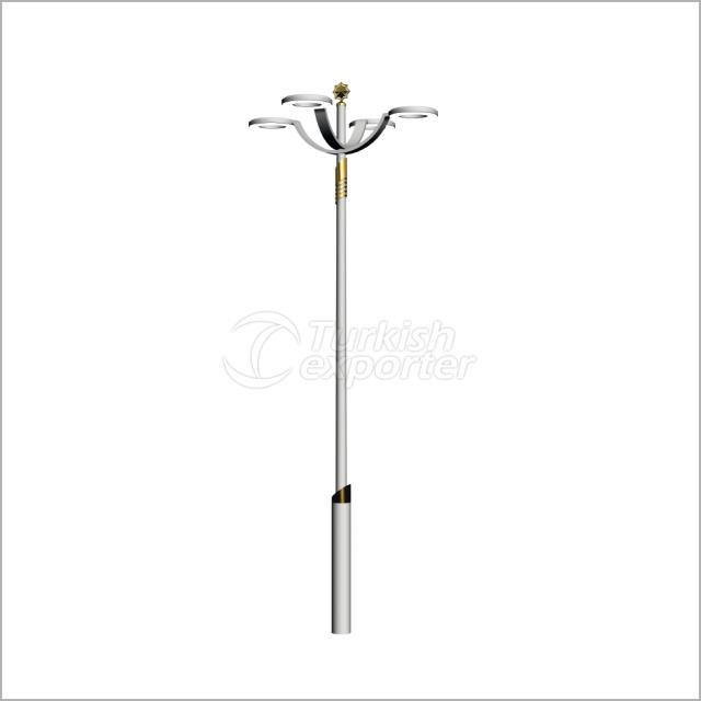 Park-Garden Lighting Pole DAY-4002