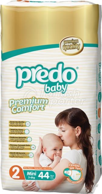 Baby Diapers Predo Twin Mini