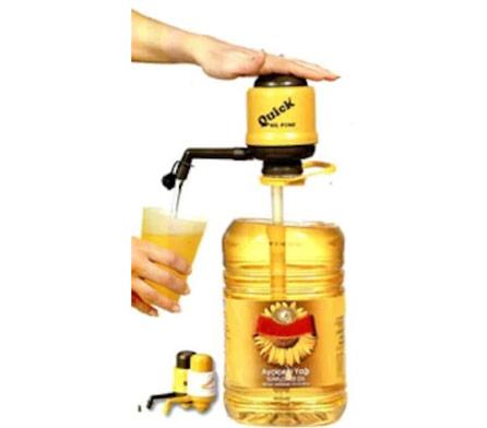 Pompe à huile de cuisson