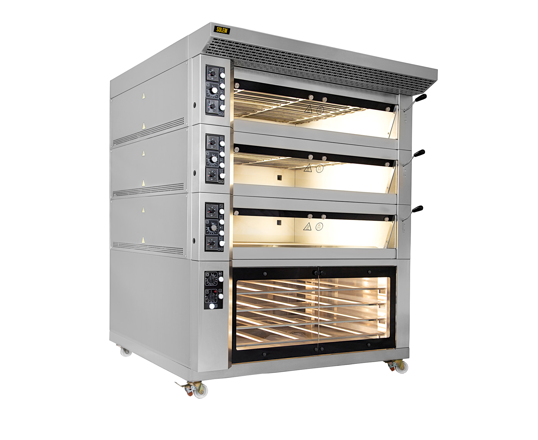 MINI ELECTRICAL DECK OVEN