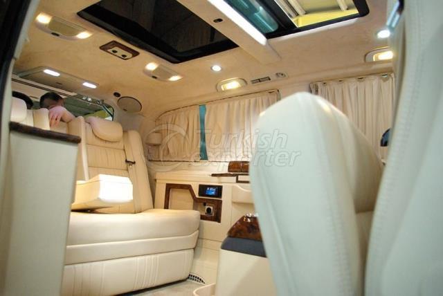 Auto design de interiores