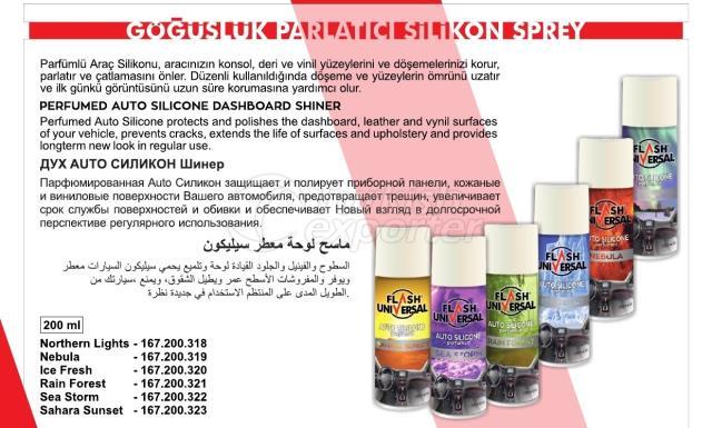 Dashboard Shiner Spray