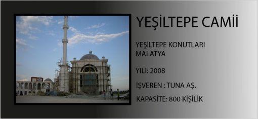 Yesiltepe Mosque