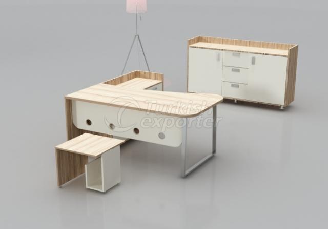 Mobília de escritório Belly