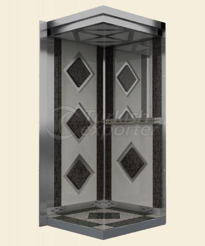 Elevator Cabin Belkis