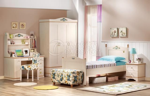 Flora Çocuk Odası