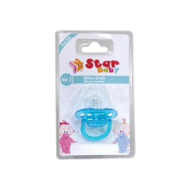 Silicone Soother No.1