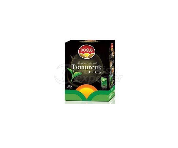 Aromalı Siyah Çay Tomurcuk