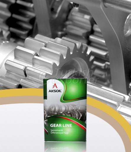 AKSOIL GEAR LINE 75W/80 EP ULTRA