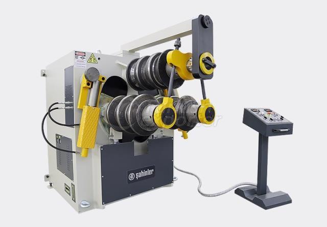 ماكينة ثني الملف المموج الهيدروليكية - HPK 120