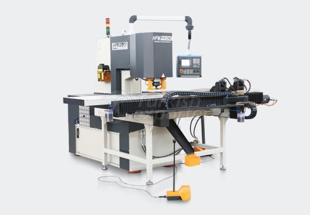 Punching Machine - HPM 85-115-175 CNC
